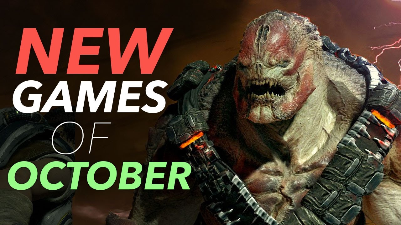 Xbox One Games Coming Out In October 2017 Gameswalls Org