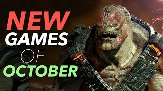 Top 10 NEW Games of October 2016