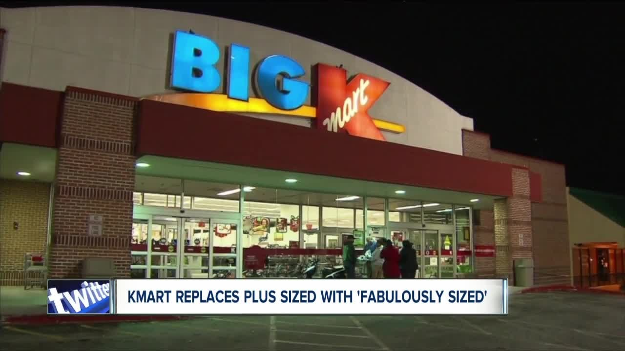 352a4518c90 Kmart rebrands plus-sized as  fabulously sized  - YouTube