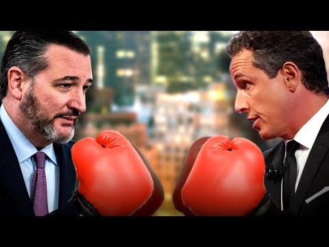 WATCH: Ted Cruz And Chris Cuomo Slug It Out In EXPLOSIVE Interview