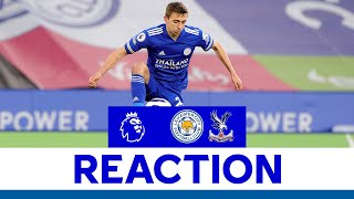 'We Have To Keep Going' - Timothy Castagne   Leicester City 2 Crystal Palace 1   2020/21