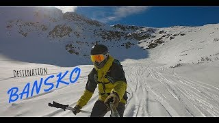 Bulgaria Skiing - *** Bansko ***  Bulgaria - SKI Trip - 2019