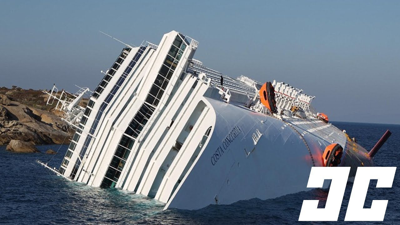 5 Worst Ship Disasters Ever