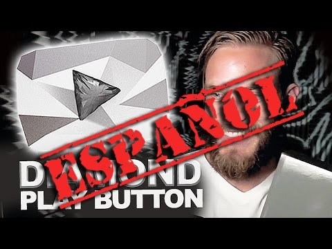 Thumbnail: EL BOTÓN DE DIAMANTE DE YOUTUBE!!