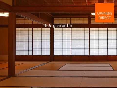 How to borrow a room in Japan,kyoto,osaka,koube.
