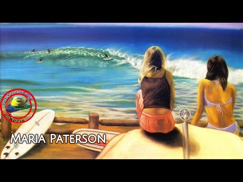 Fine art tips with a Free Pastel Art Lessons with Maria Paterson on Colour In Your Life