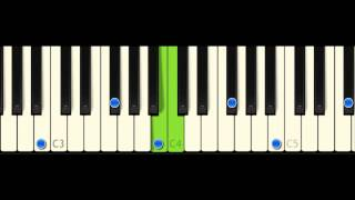 تعلم عزف اغنية ||| الاسامي ||| بطريقة مبسطة