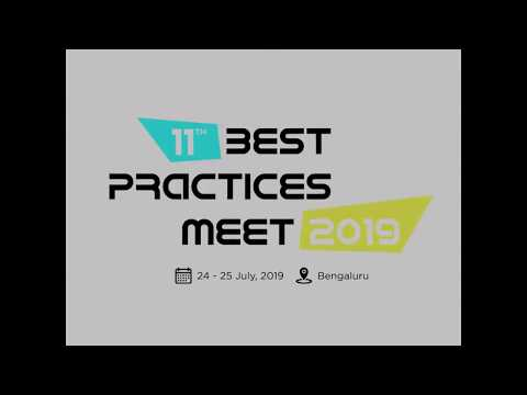 Best Practices Meet 2019 - What to Expect