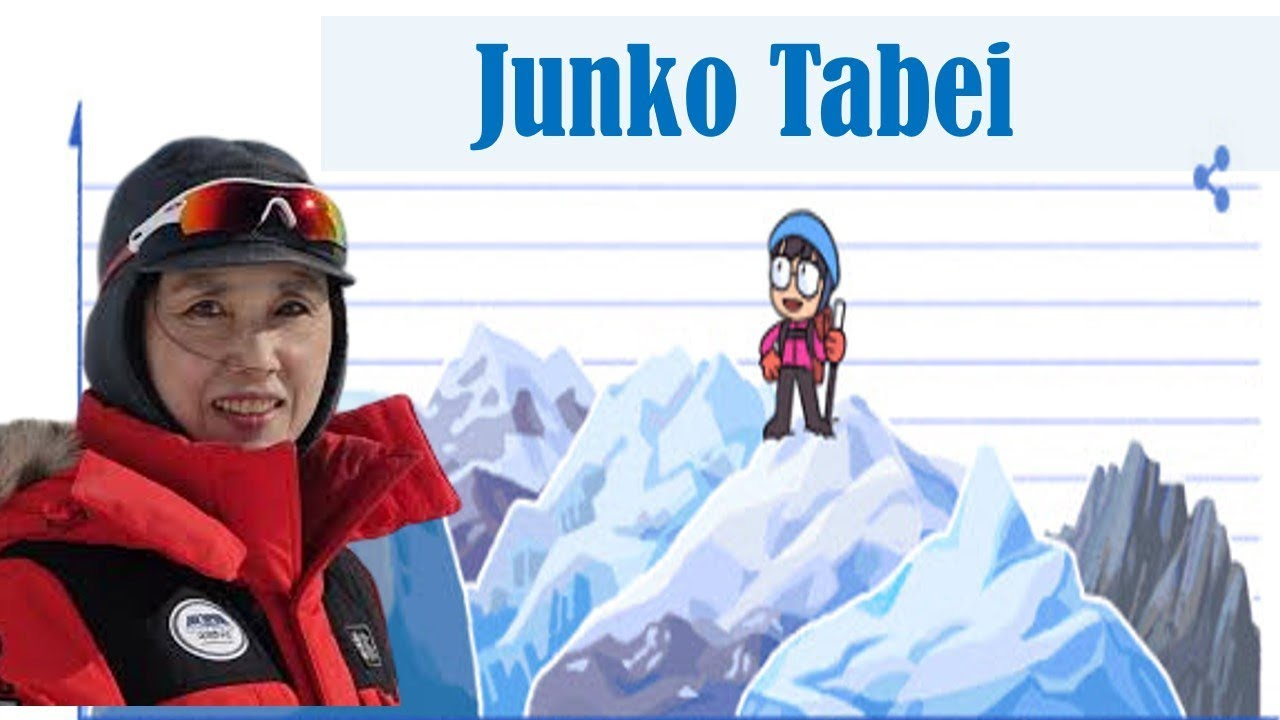 Junko Tabei: Google Doodle celebrates first woman to reach summit of Mount Everest
