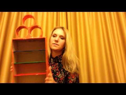 Cмотреть видео Игрушки своими руками из картонных коробок (Ольга Антоненко)