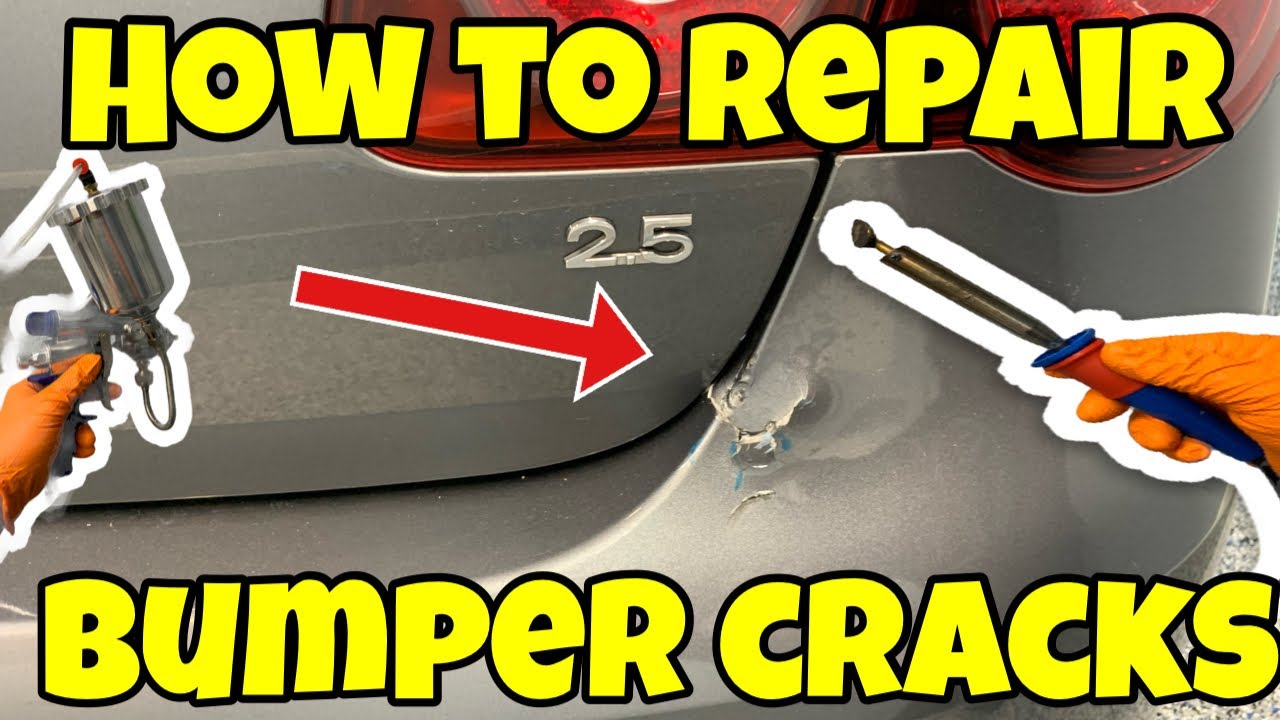 How to Easily Repair Vehicle Damage at Home!