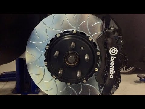 HOW TO CHANGE FRONT BRAKE DISKS & PADS ON YOUR DRIVEWAY ( Honda )