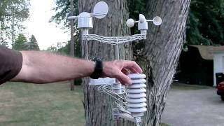 Wireless Weather Station Ambient Weather WS-2080 review in HD