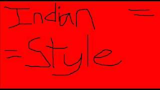 Soulja Boy Tell`em - Crank That (Soulja Boy) indian style