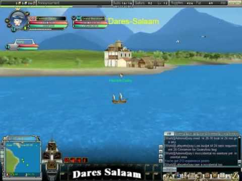 Discovery Online - Merchant on Africa P.2 (Gameplay)