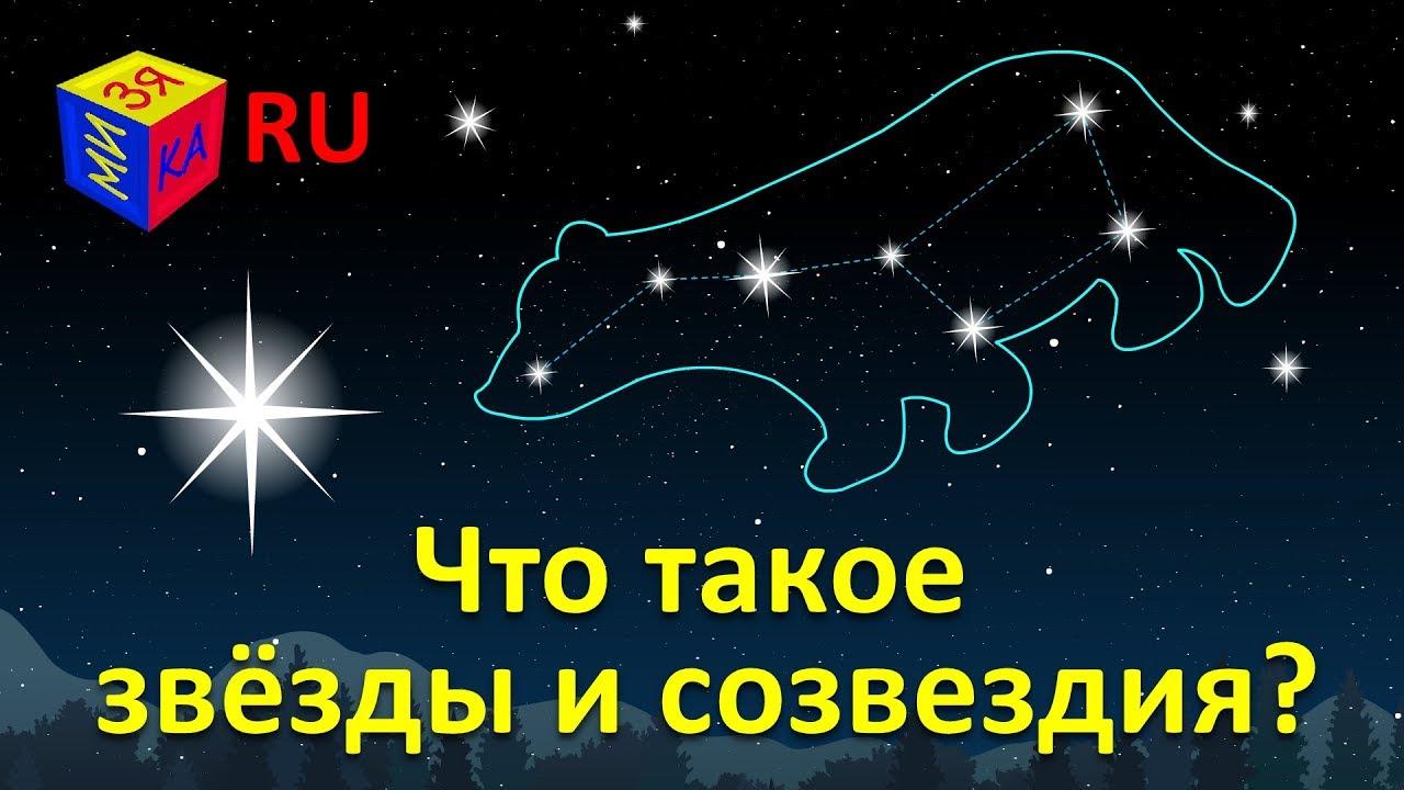 Звёзды для детей Астрономия для малышей Как найти Полярную звезду