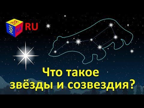 Звёзды для детей. Астрономия для малышей. Как найти Полярную звезду?