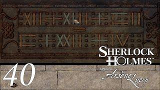 Let's Play Sherlock Holmes jagt Arsène Lupin #40 - Nichts als römische Rechnerei (Deutsch)
