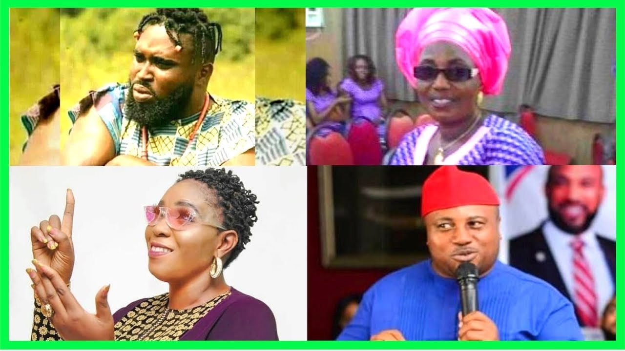 12 Nigerian Celebrities Who Died In The First Half Of 2019