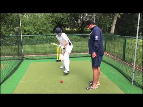 Cricket Coaching: How To Play The On Drive