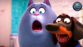 Мультфильм «Тайная жизнь домашних животных 2» — Русский трейлер #4 [2019]
