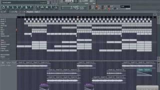 FL Studio Trance Hip Hop Instrumental