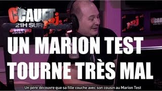 Un père découvre que sa fille couche avec son cousin au Marion Test - C'Cauet sur NRJ thumbnail