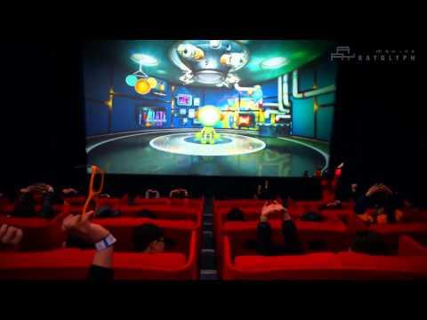 국립대구과학관 '조이의 연구실' Interactive Character Talk Show 'JOY's LAB'  for Daegu national science museum