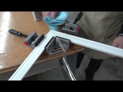 How To Make A Picture Frame From Scratch - American Frame