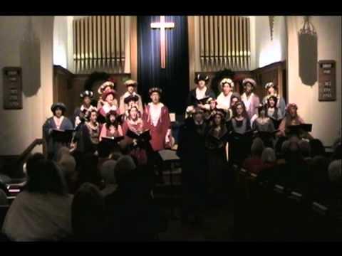 Schenectady High School Chamber Choir O Magnum Mysterium
