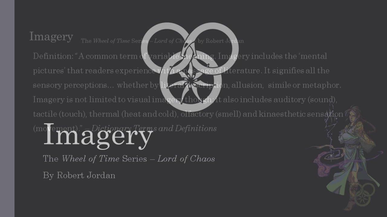 Sensory Imagery Definition