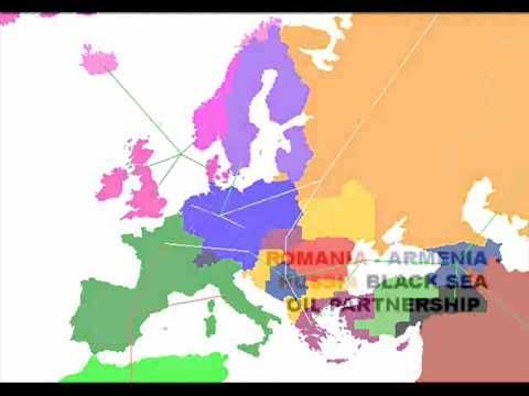 """""""Eurasia"""" map of Europe stolen by jurnalist eRepublik.com"""