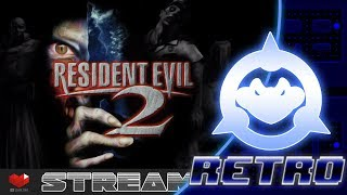 [Player Saico] Resident Evil 2 para calentar la Remake LEON Parte 2   Stream