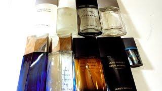 Issey Miyake Men's Fragrance Summary (House Talk) - Видео от Joy Amin