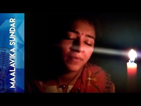 Ninaikka Therindha Maname Song - Maalavika Sundar