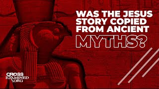 Was the Jesus st๐ry copied from ancient myths?