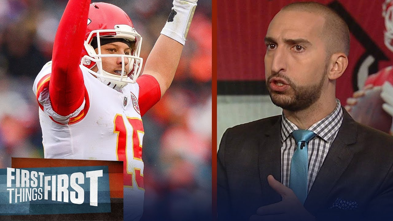 Nick Wright on the keys to Mahomes' early-season dominance | NFL | FIRST THINGS FIRST