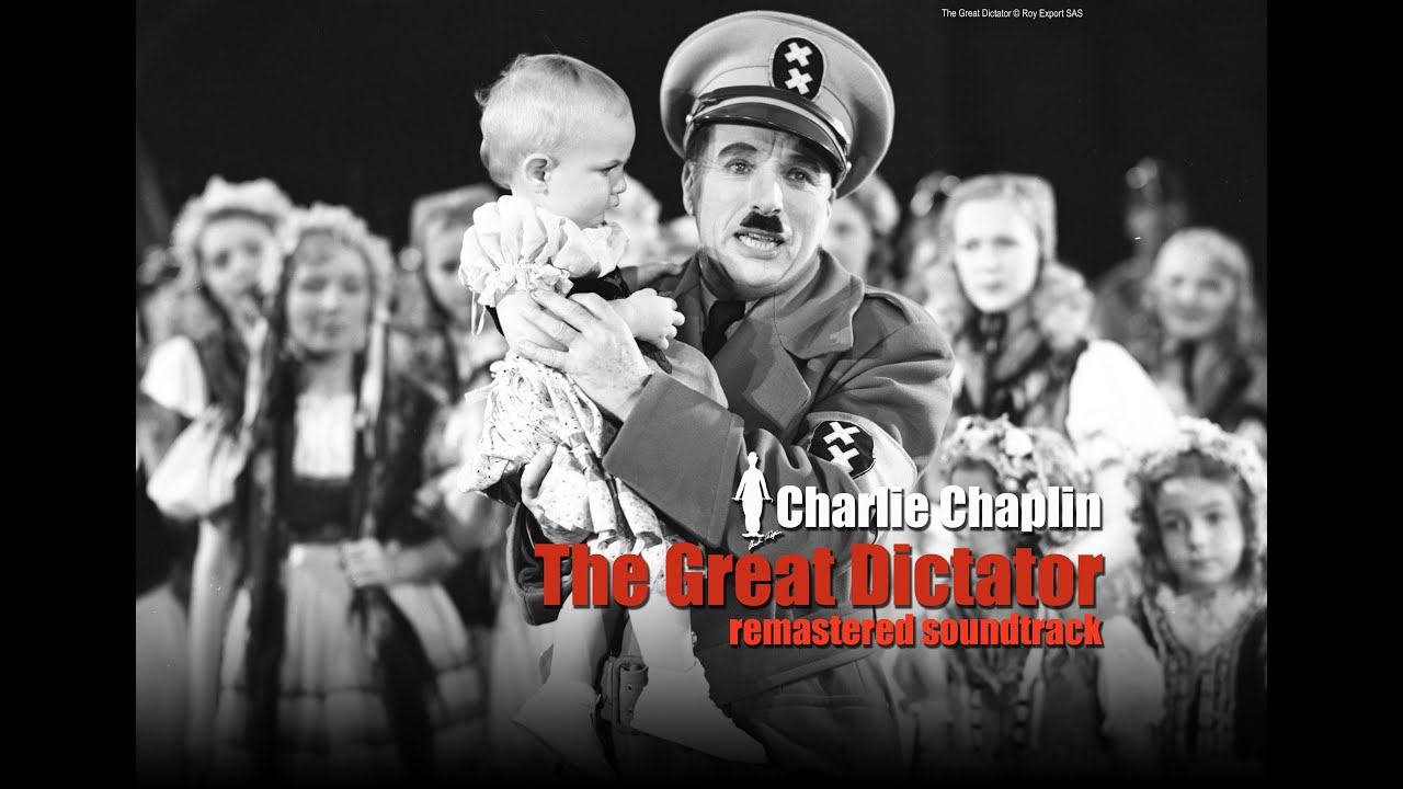 Charlie Chaplin - Vorspiel Lohengrin / End Title (From The Great Dictator Remastered Soundtrack)