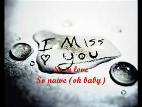 I Miss You So Much Lyrics By Tlc Tinyquebs Youtube