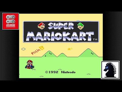 NS Super Nintendo - Nintendo Switch Online - #9: Super Mario Kart