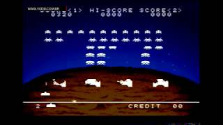Space Invaders XL - VM Labs Nuon - VGDB