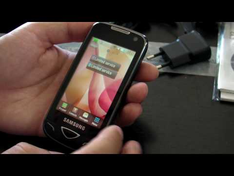 Samsung B7722 Review HD ( in Romana ) - www.TelefonulTau.eu -
