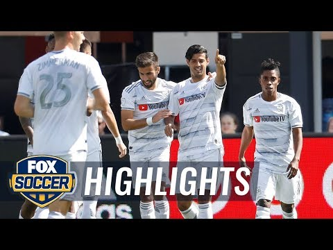 90 in 90: D.C. United vs. LAFC | 2019 MLS Highlights