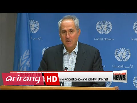 UN Security Council convenes over N. Korean missile launches