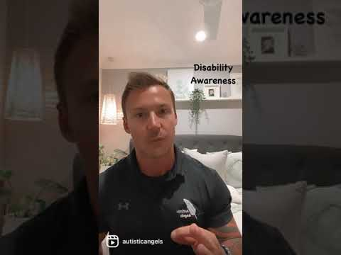 Disability Awareness #autismawareness #autism #autisticangels