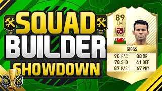 THE SQUAD BUILDER SHOWDOWN CeX CUP!!! SEMI FINAL ONE!!! Legend Giggs Jack Vs Reev