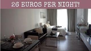 Gambar cover Super Cheap KUALA LUMPUR Airbnb Apartment Tour