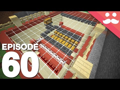 Hermitcraft 4: Episode 60 - INSANE SMELTING SYSTEM!