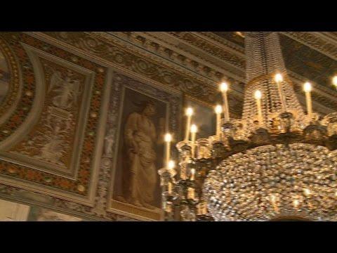 Rome's Quirinal palace - Napoleon's broken dream