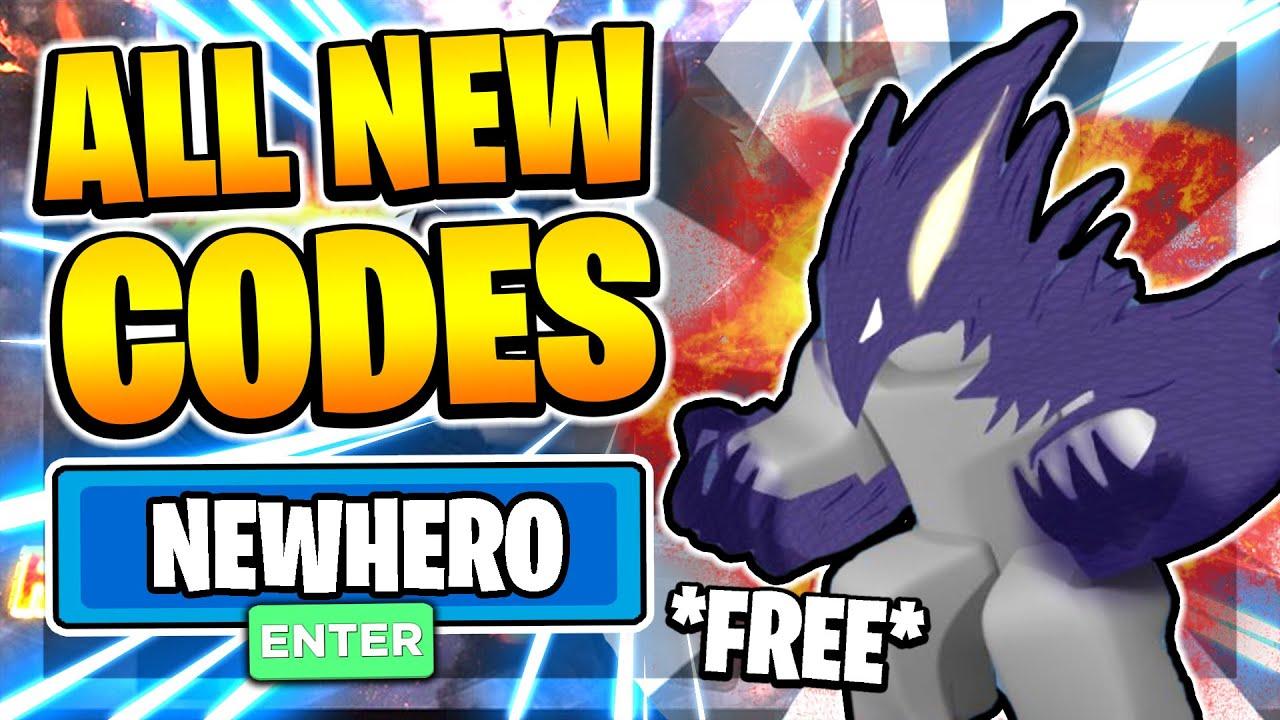 All New Codes In Heroes Online Roblox Heroes Online Darkshadow